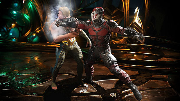 Beste Xbox One Spiele 2017: Injustice 2