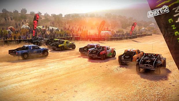 Rally Spiele Geschichte: Colin McRae DiRT 2 (2009)
