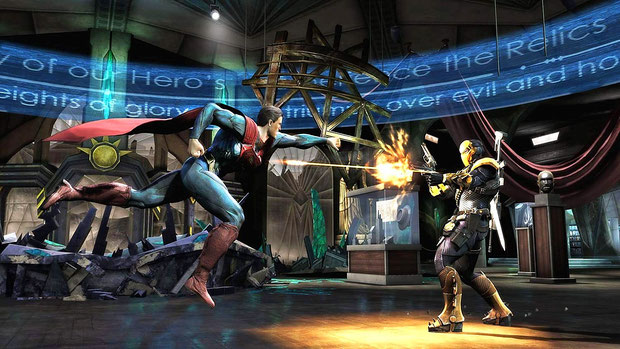 "Beste PC-Spiele 2017: ""Injustice 2"""