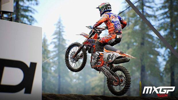MXGP Pro - Motocross-Bike