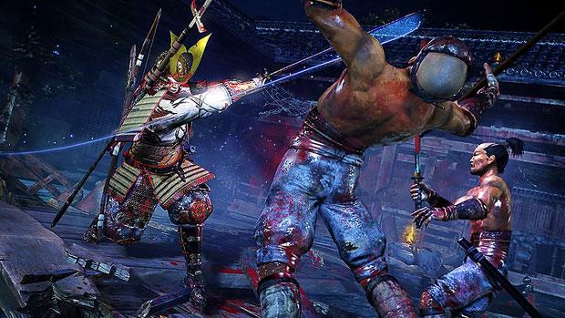 Beste PS4-Spiele 2017: Nioh