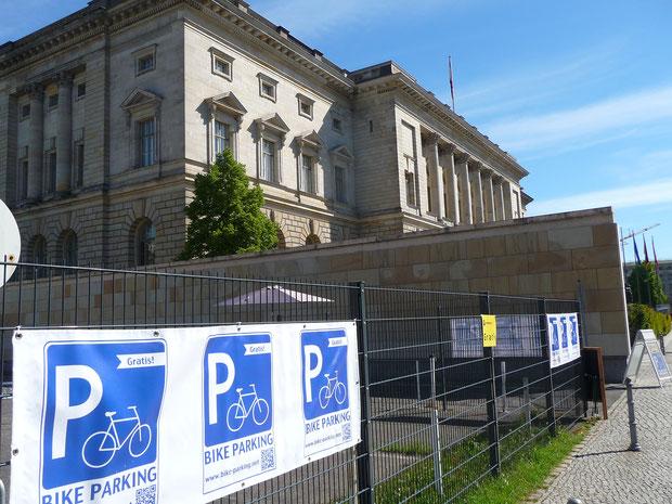Tag der offenen Tür Berliner Abgeordnetenhaus