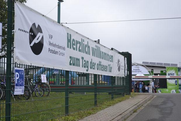 ViP Verkehrsbetrieb Potsdam 2014