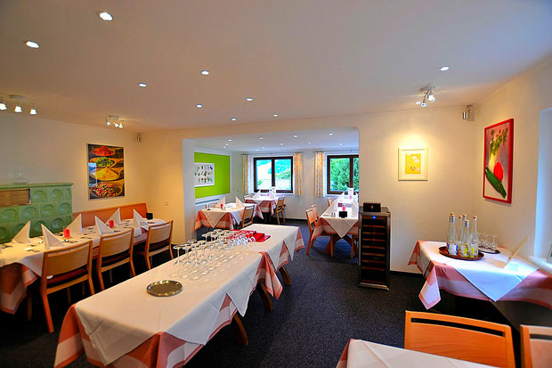 Restaurant im Hotel Arnica