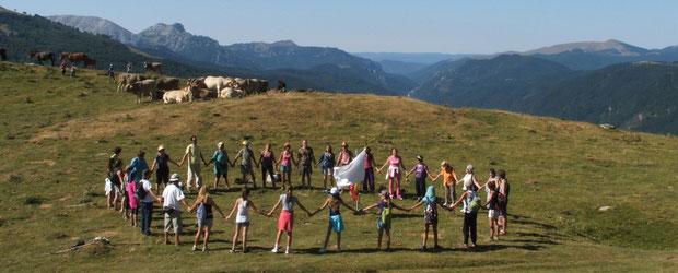 Aquellas altas cumbres que nos aguardan... Pirinea 2012