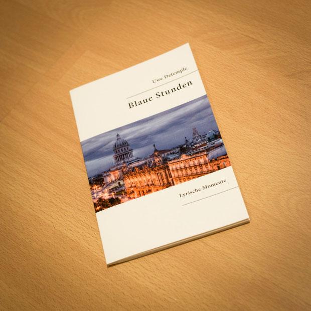 Blaue Stunden von Uwe Detemple (Copyright Martin Schmidt, Fotograf für Schwarz-Weiß Fine-Art Architektur- und Landschaftsfotografie aus Nürnberg)