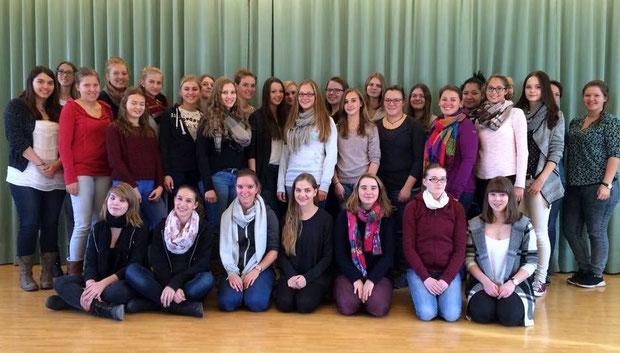 2015/16  Kurs Bartl/Bell im Sozialpädagogischen Seminar  (SPS 1)