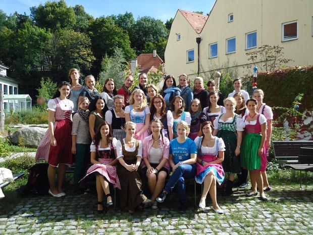 Schuljhar 2013/14  Sozialpädagogisches Seminar 1 (Appel)