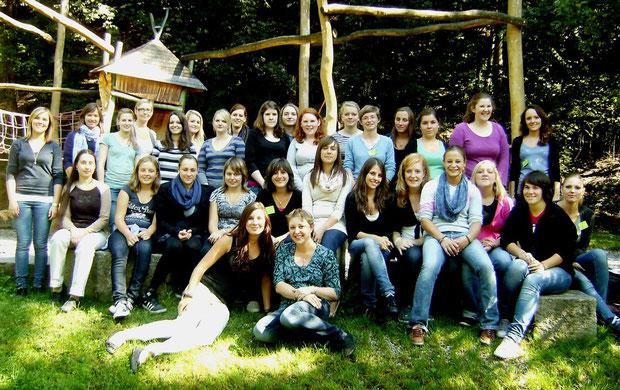 Schuljahr 2011/12  Sozialpädagogisches Seminar 1 (Buchmüller)