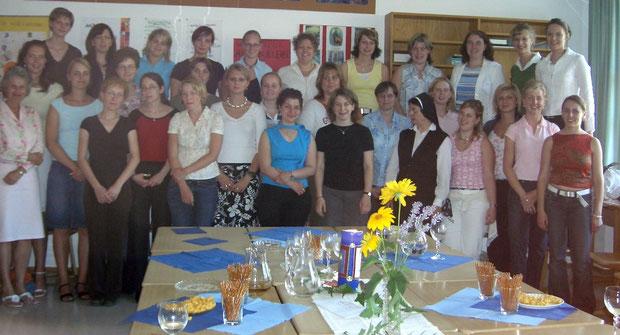 Kurs Ackermann 2000 - 2005