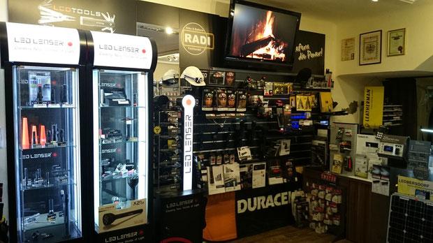 Unser Shop in Leobersdorf - Bitte klicken Sie auf das Bild