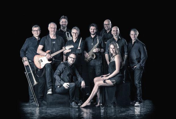 Berliner Punkrock-Urgesteine: Anfang Februar stehen zwei süddeutsche Konzerte der Band Terrorgruppe an. Foto: Promo