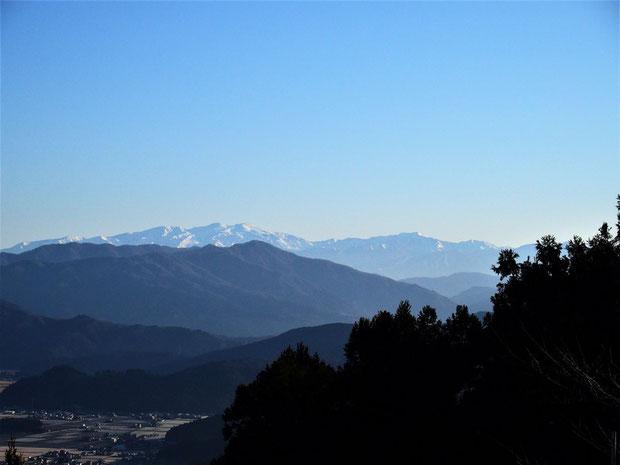 神々しい白山を遥拝できて満足です