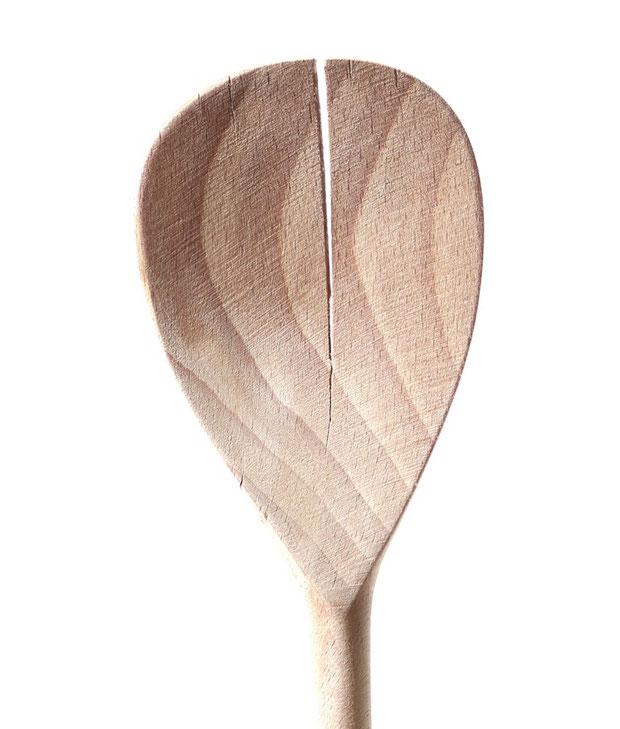 drewniana łyżka fot. Anna Gieracka