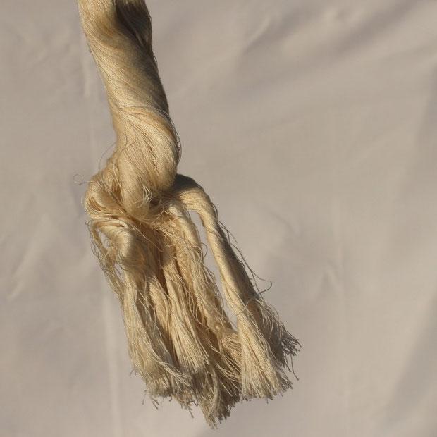 bawełniane nici fot. Anna Gieracka