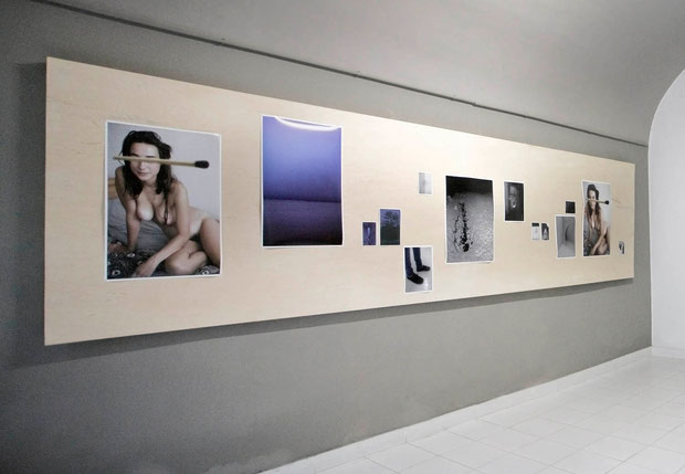 installation view, photo: J. Gorlach