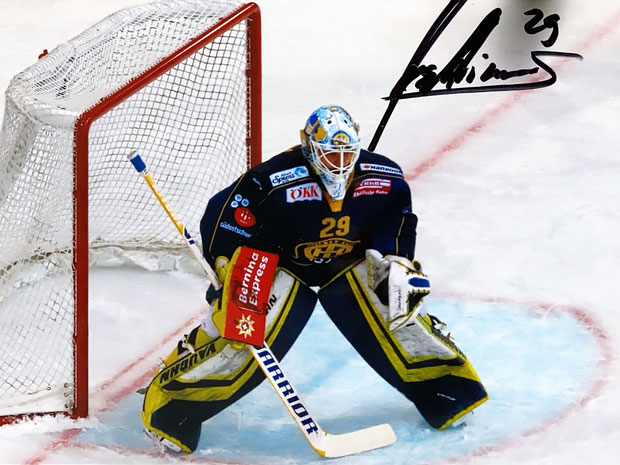 Autograph Sandro Aeschlimann Autogramm