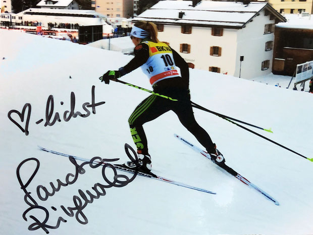 Autograph Sandra Ringwald Autogramm