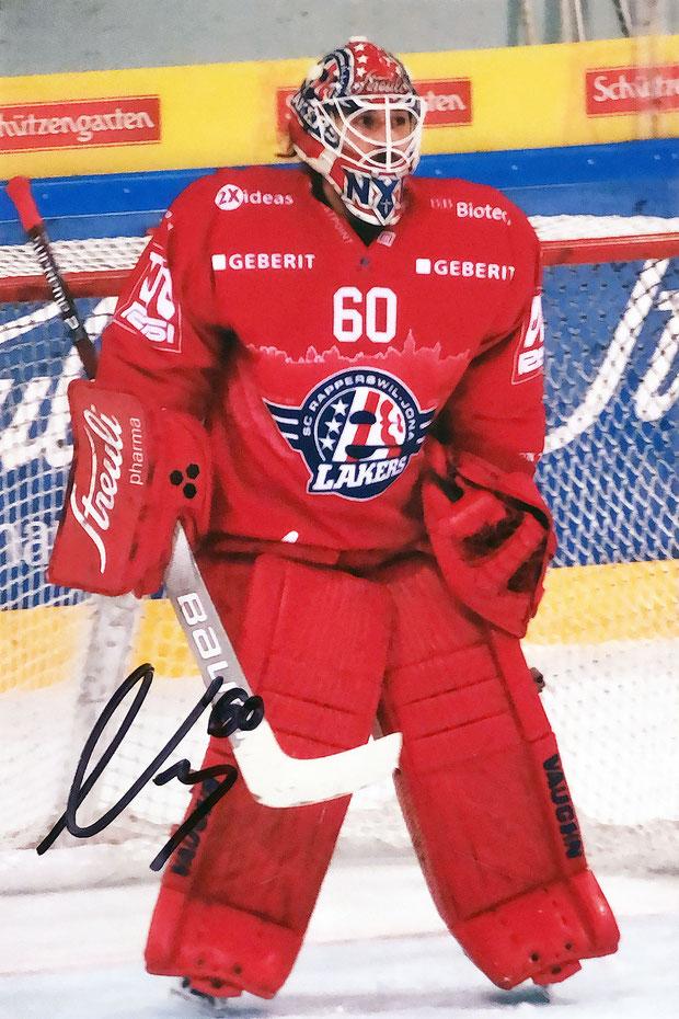 Autograph Malvin Nyffeler Autogramm