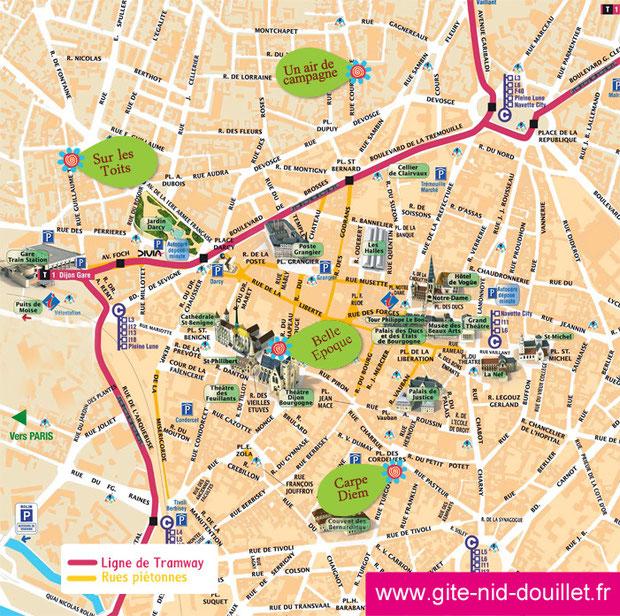 Cliquez sur l'image pour agrandir / Source cartographie OT Dijon