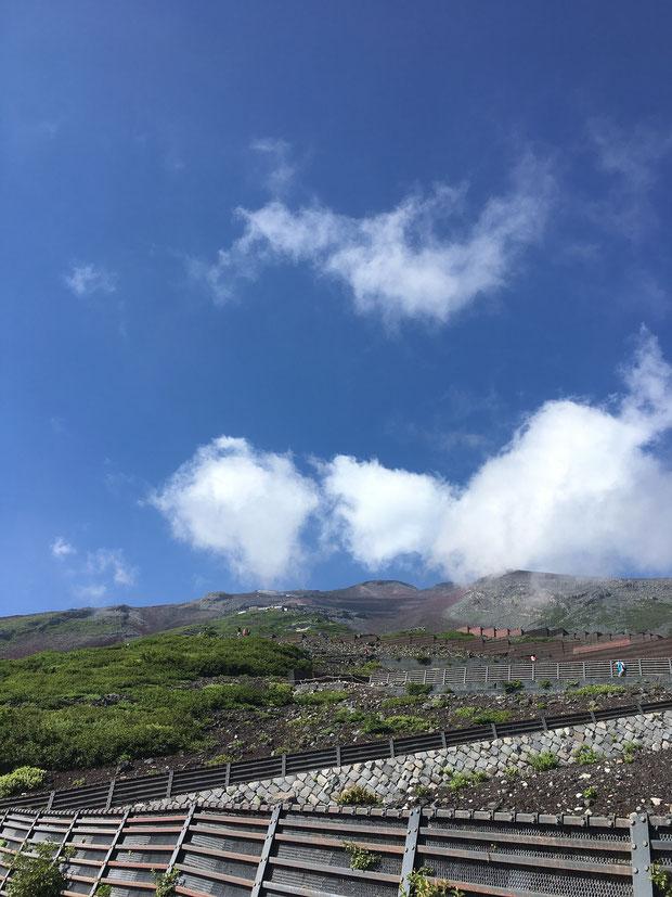 オサモミ整体院 吉田コース 富士山登山