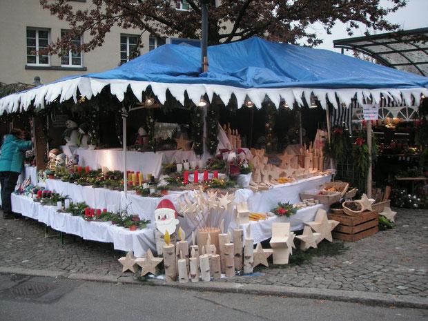 Weihnachtsmarkt 2012 Hergiswil