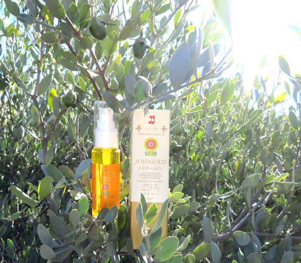 ♔ JOJOGOLD 100% Natural Jojoba oil 『ホホゴールド』