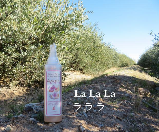 ♔ La La La ラ ラ ラ リキッドソープ