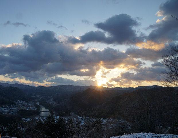 1月1日寺山山頂