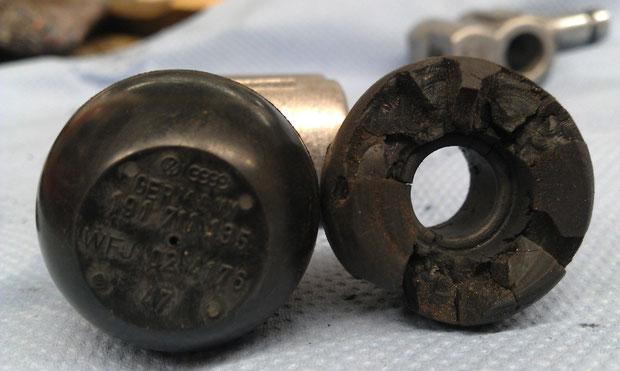 Schaltfinger 5-Gang Getriebe