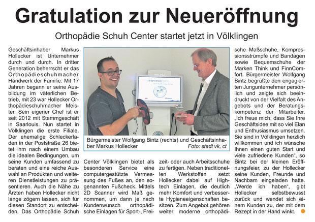 Völklinger Stadtnachrichten August 2013