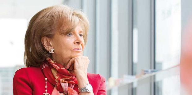 Charlotte Knobloch, Beauftragte für Holocaust-Gedenken des World Jewish Congress.Foto © Team M&M