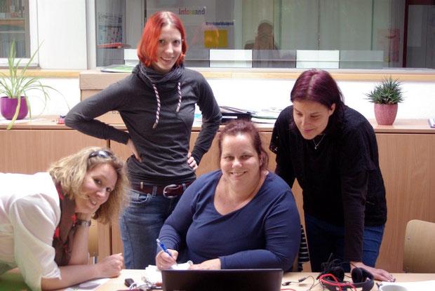 Projekt Team Kita Raupenland
