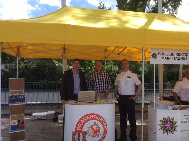 Eschenfest 2014 Präventionsrat Eschborn