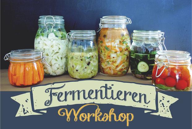 slowfood, probiotika, fermentieren, workshop, fermentationskurs, kimchi, sauerkraut, probiotika