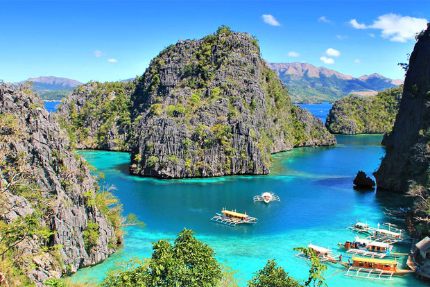 how to go to el nido from coron
