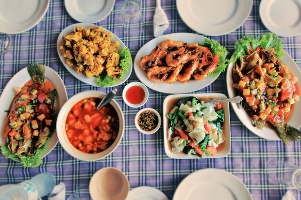 Taste the mouthwatering seafood of Langkawi | One of 10 Fun Things and Activities to do in Langkawi, Malaysia © Sabrina Iovino | via @Just1WayTicket