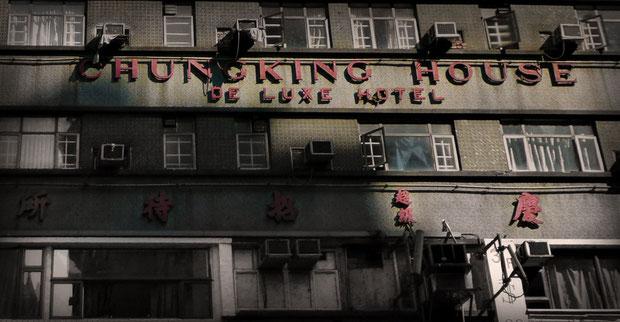 Chungking Mansion - A must see in Hong Kong! © Sabrina Iovino   JustOneWayTicket.com