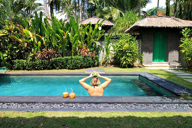 Review: Sukhavati Bali - How 10 Days in an Ayurvedic Wellness Yoga Retreat Reset my Body, Mind and Soul | A Holistic Experience you won't forget... | via @Just1WayTicket