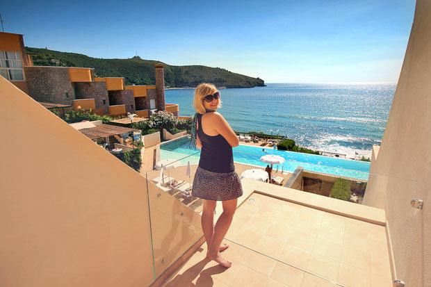 Gran Hotel San Pietro in Palinuro   Amalfi Coast & Cilento Coast - 7 Pretty Seaside Towns You Must Visit In South Italy   Photo: Sabrina Iovino via @Just1WayTicket
