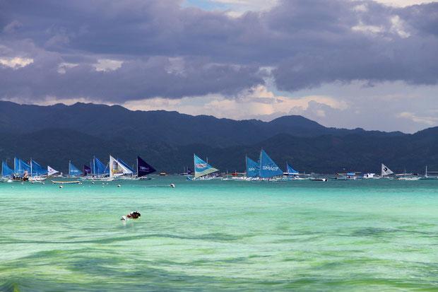 Boracay, Philippines. 2013 © Sabrina Iovino | JustOneWayTicket.com