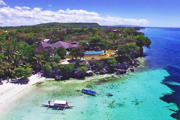 Postcards from Amorita | A Hotel Review of Amorita Resort Bohol | via @Just1WayTicket © Sabrina Iovino