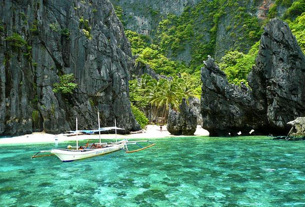 Secret Lagoon, El Nido, Palawan, Philippines © Sabrina Iovino | @Just1WayTicket