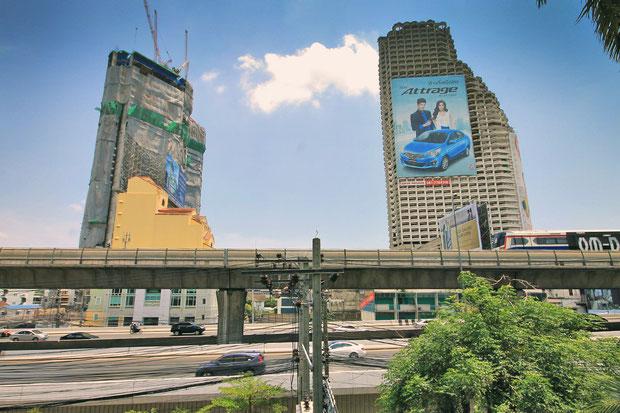 Sathorn Escape Terrace in Bangkok, Thailand © Sabrina Iovino | JustOneWayTicket.com