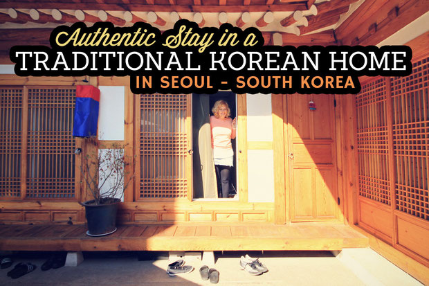 Review: Authentic Stay In A Traditional Korean Home In Seoul, South Korea © Sabrina Iovino | JustOneWayTicket.com