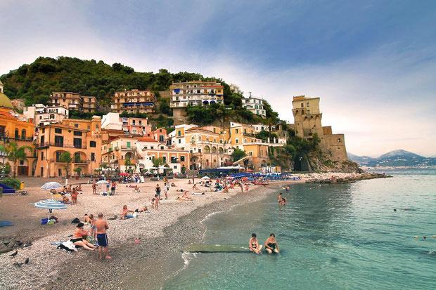 Cetara   Amalfi Coast & Cilento Coast - 7 Pretty Seaside Towns You Must Visit In South Italy   Photo: Sabrina Iovino via @Just1WayTicket