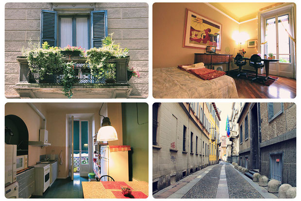 My Airbnb Stay in Milan | Plus How to Travel Italy by Train - A First-Timer's Guide incl. things to do and places to stay | via @Just1WayTicket