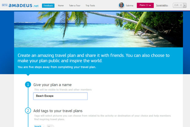 Review of Amadeus.net - A Travel Planning Website | JustOneWayTicket.com