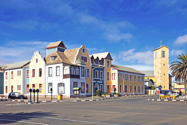Swakopmund | Travel Guide To Namibia - Things To Do And Places To Stay | via @Just1WayTicket