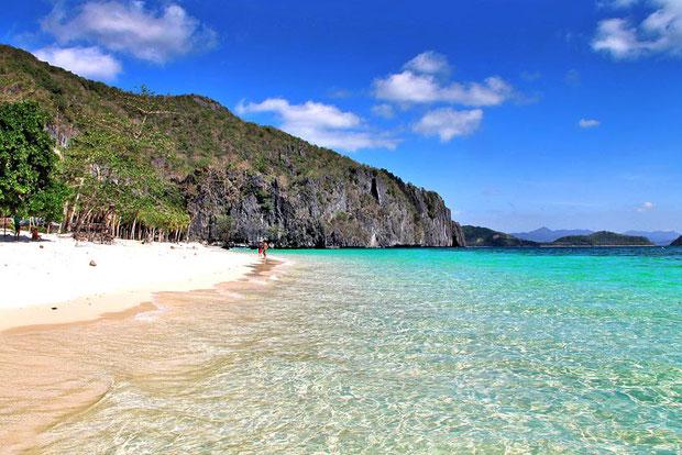 Seven Commando Beach, El Nido, Palawan, Philippines © Sabrina Iovino | @Just1WayTicket